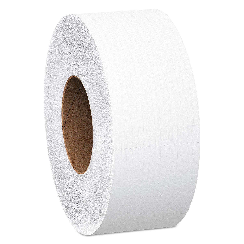 KIMBERLY-CLARK Professional Scott 100% Recycled Fiber JRT Jr. Bathroom Tissue KCC 67805
