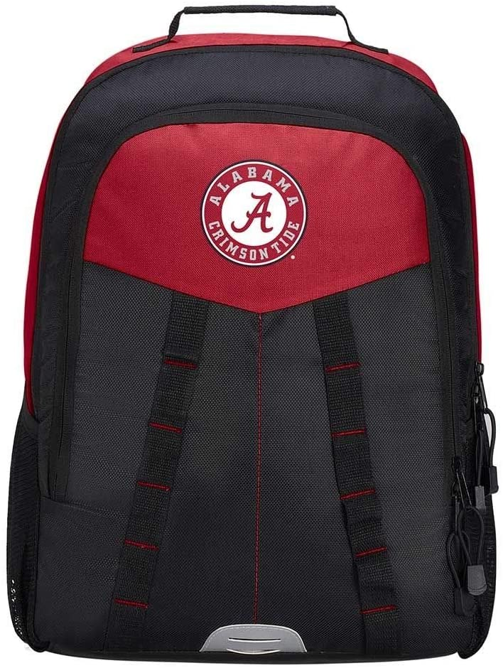 Officially Licensed NCAA Scorcher Backpack, Multiple Colors, 18