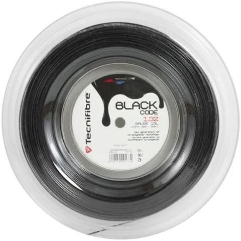 Tecnifibre Black Code Tennis String Reel-15L
