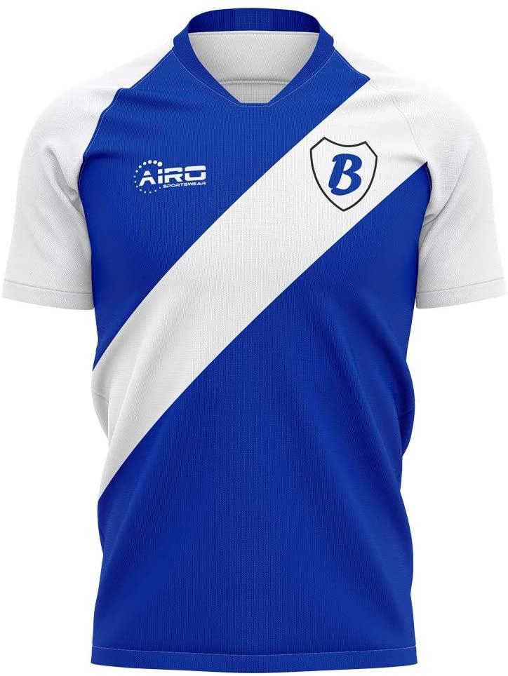 Airosportswear 2020-2021 Birmingham Home Concept Football Soccer T-Shirt Jersey - Kids