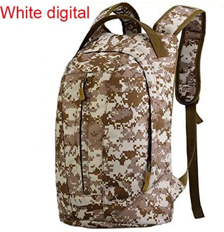 ZhaJunBag 25L Outdoor Camouflage Military Tactical Backpack Rucksacks Bag for Camping Hiking Hunting Bags