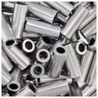 WIDGETCO #10 x 3/4 Aluminum Spacer