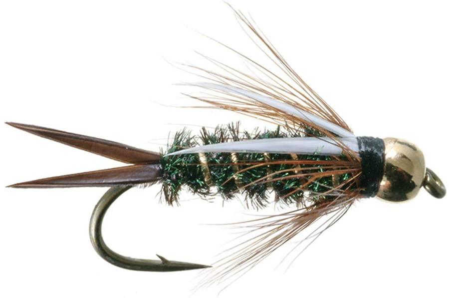 Umpqua Gold Bead Prince Nymph Fly Fishing Bead Head Flies Multi-Packs