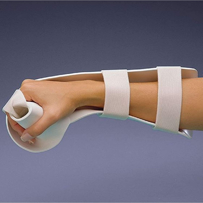 Rolyan Deluxe Spasticity Hand Splint, Left, Large Over 4-1/2