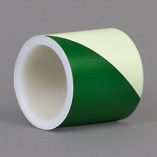TapeCase 7520 2in X 5yd Light Green w/Green Glow in The Dark (1 Roll)