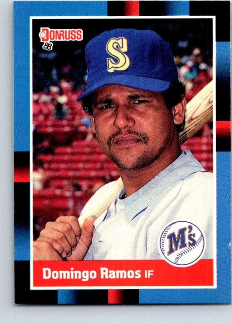 1988 Donruss #622 Domingo Ramos Mint Baseball MLB Mariners