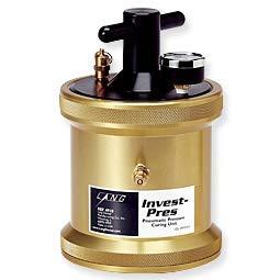 Lang Dental Investpres Compressed Air Pressure Curing Unit 4910 1 Year Warranty