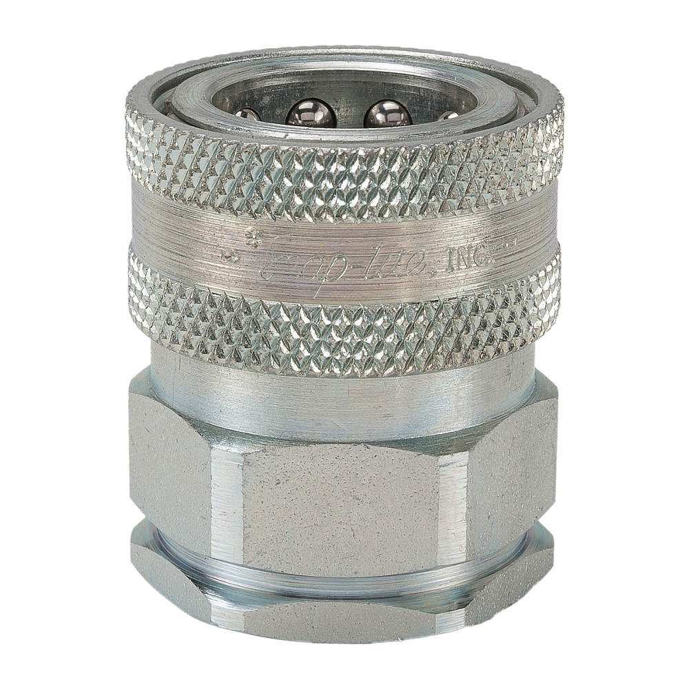 Snap-Tite Coupler Body 1-1/2-11-1/2 Body Steel