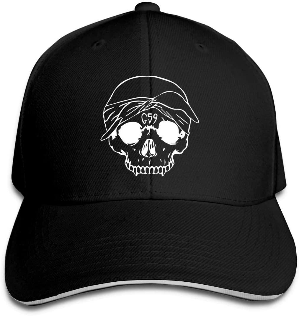 IASIFD Sui-ci-de-Boys Unisex Flex-fit Hat Hip Hop Baseball Cap Sun Hat Outdoor Cap Black