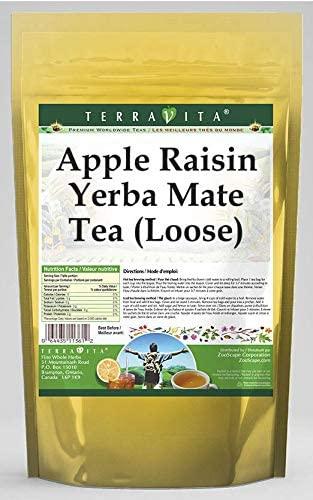 Apple Raisin Yerba Mate Tea (Loose) (8 oz, ZIN: 568701) - 3 Pack