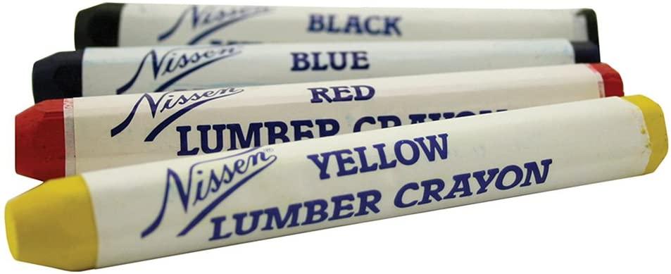 Jones Stephens Corp - Yellow Lumber Crayon