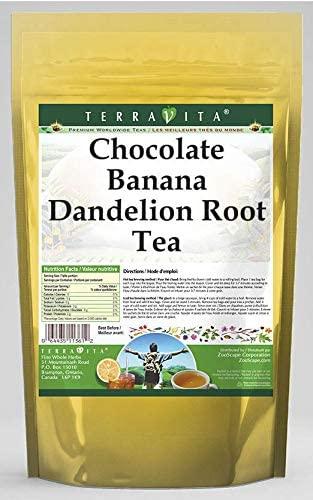 Chocolate Banana Dandelion Root Tea (25 Tea Bags, ZIN: 562810) - 3 Pack