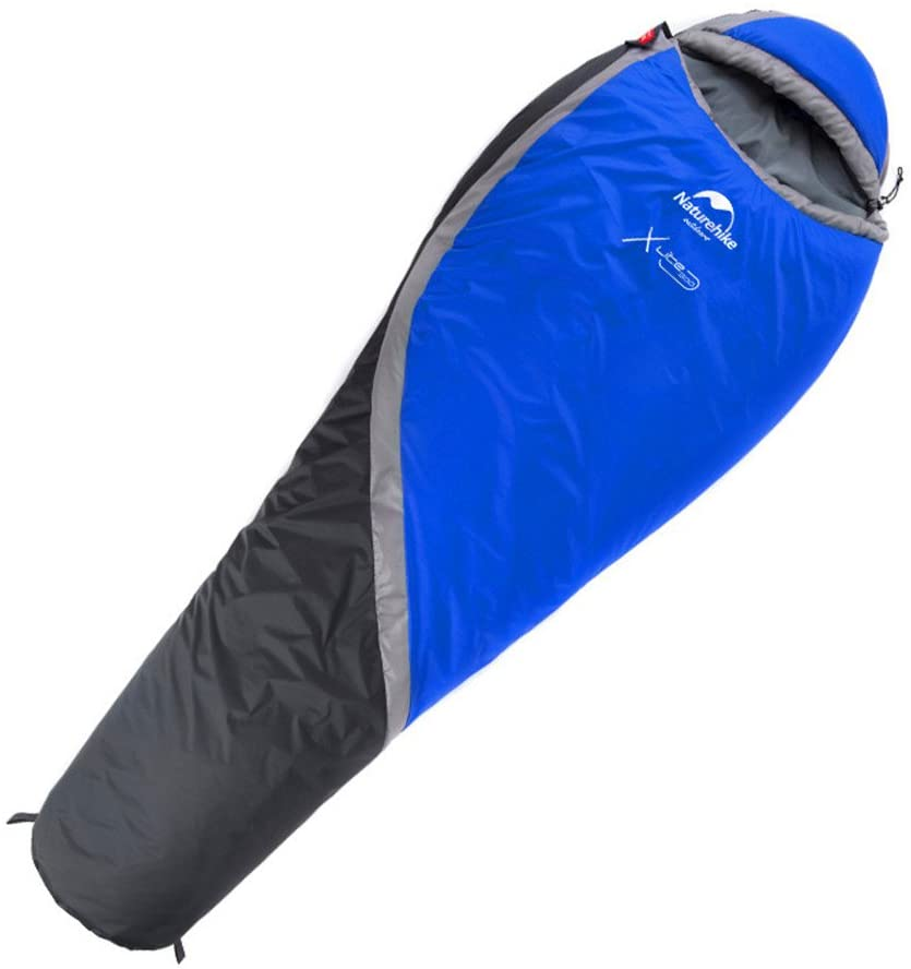Lightweight Comfort Sleeping Bag Sleeping Bag Thick Warm Mummified Camping Camping Portable Single Breathable Sleeping Bag Suitable for Outdoor Camping