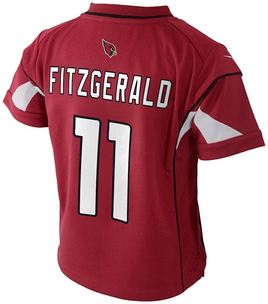 Nike Toddlers' Larry Fitzgerald Arizona Cardinals Jersey