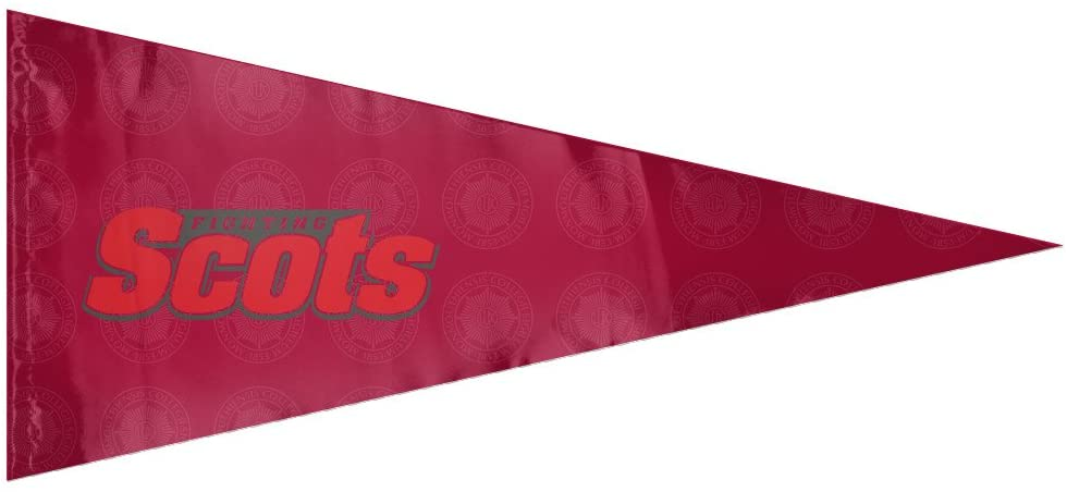 KJKJSNBS Monmouth College Fighting Scots Logo 12