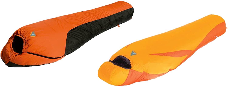 High Peak alpinizmo Latitude 20F + Water proof Mt. Rainier 20F sleeping bags combo set