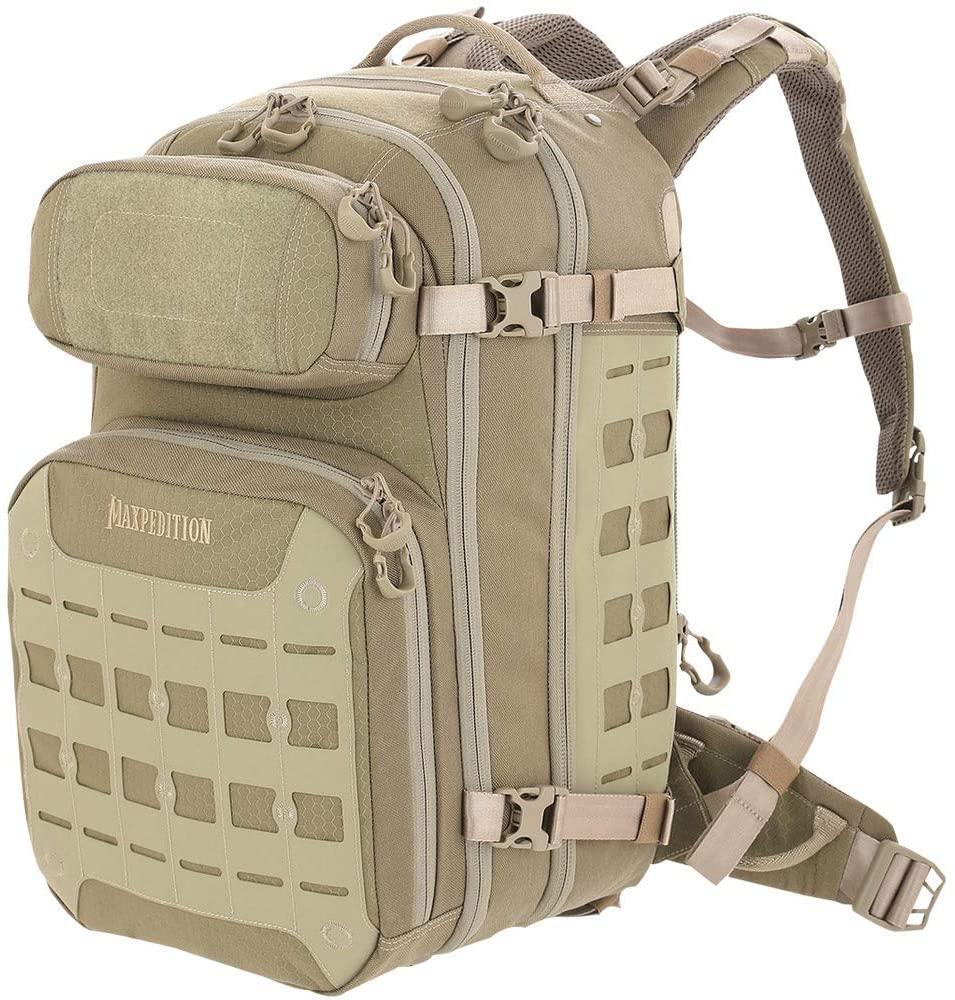 Maxpedition Gear RBDTAN Riftblade Tactical & Duty Equipment, Tan, One Size