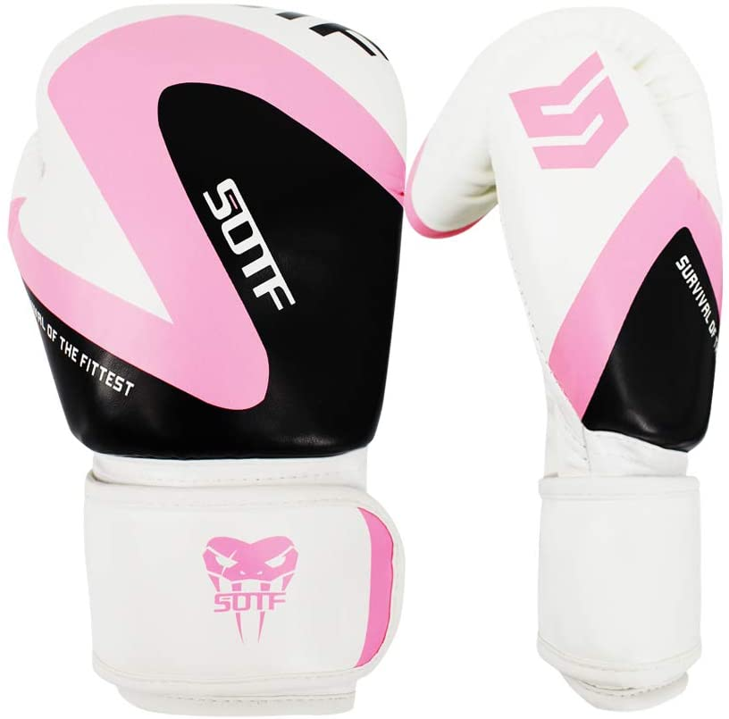 SOTF Lightweight Boxing Punching Gloves MMA Sports Fight Training Bag Gloves