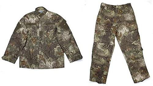 TMC Field Shirt & Pants R6 Style Uniform Set (MAD) for Tactical Airsoft Outdoor Game