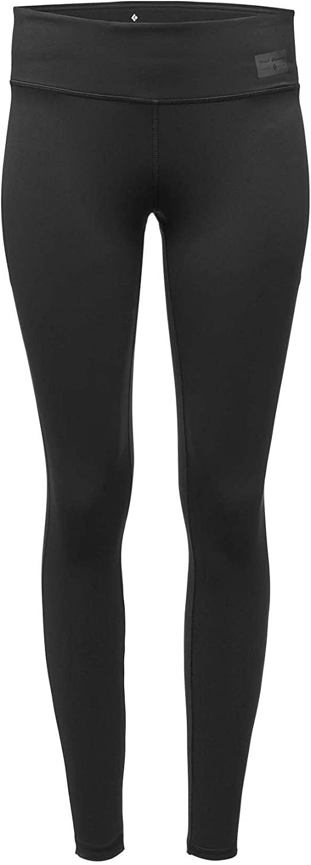 Black Diamond Women's Levitation Pants - Black - XLG