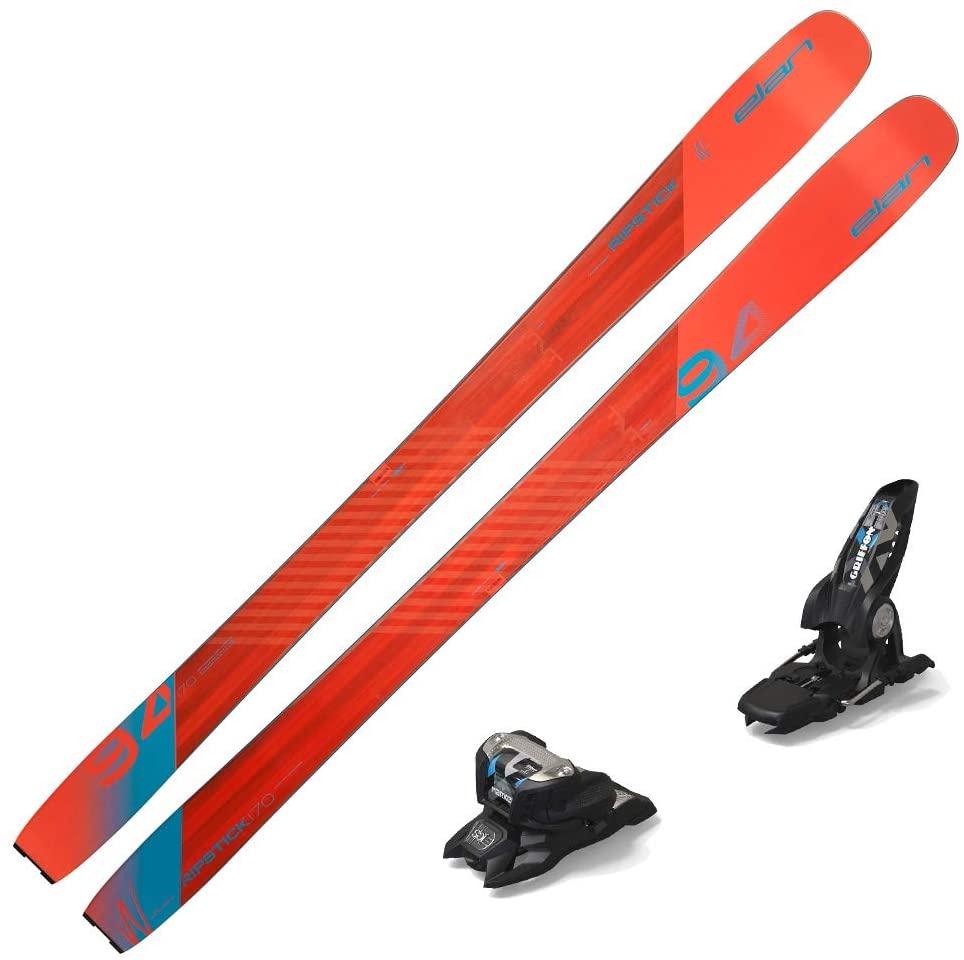 2019 Elan Ripstick 94 Women's Skis w/Marker Griffon 13 ID Bindings