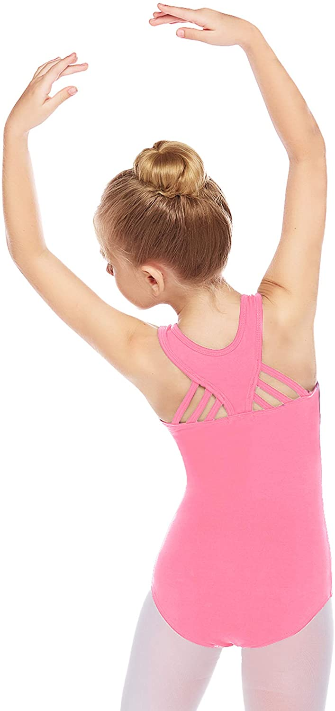 Arshiner Girls Tank Leotard Gymnastics Ballet Dance