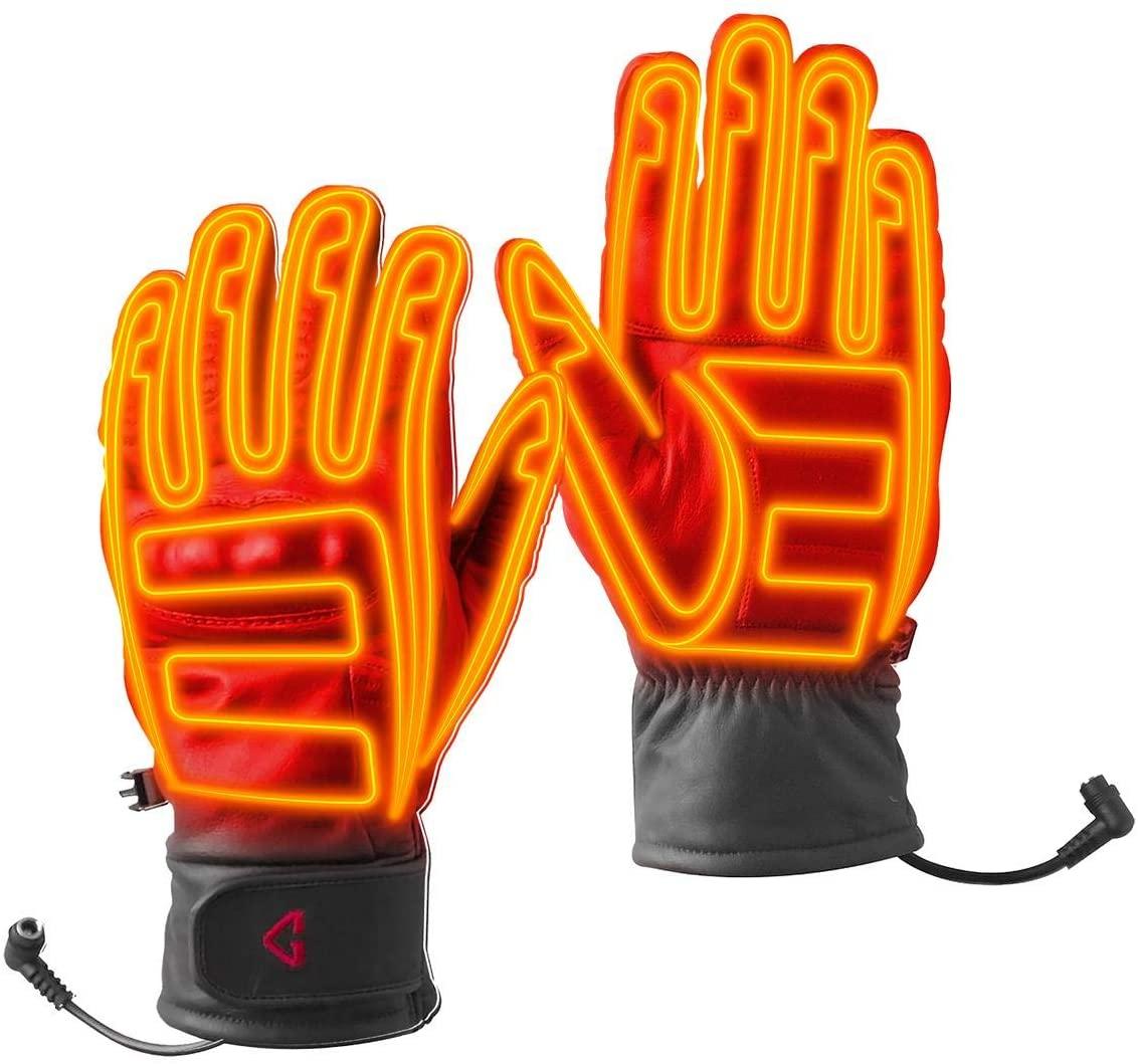 Gyde Hero Gloves - X-Large/Black