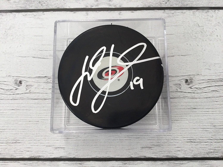 Josh Jooris Signed Puck - b - Autographed NHL Pucks
