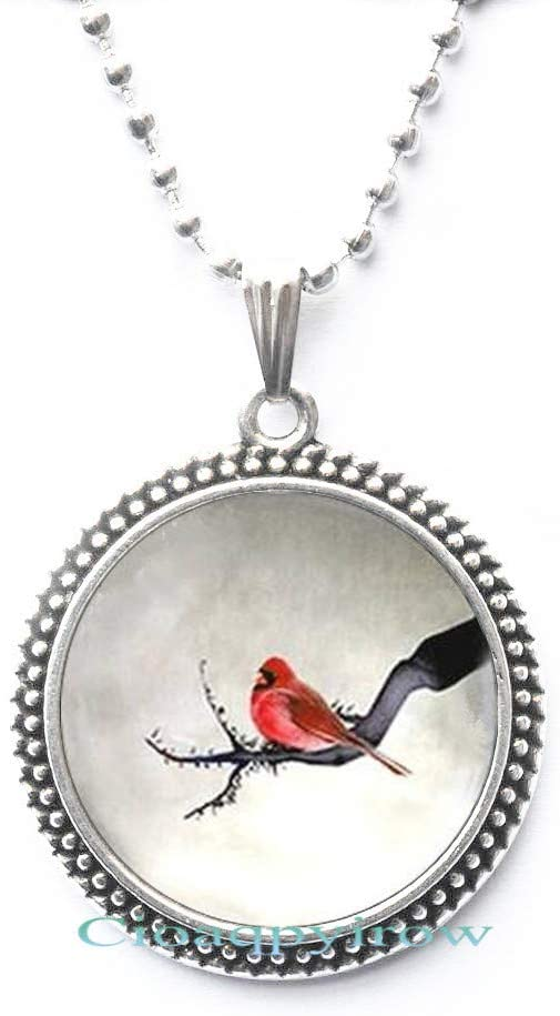 Cioaqpyirow Bird Necklace-Bird Necklace-Silver Bird-Graduation Gift-Bridesmaids Gift-Mother Necklace-Sisters Pendant Photo Jewelry,HO0E339