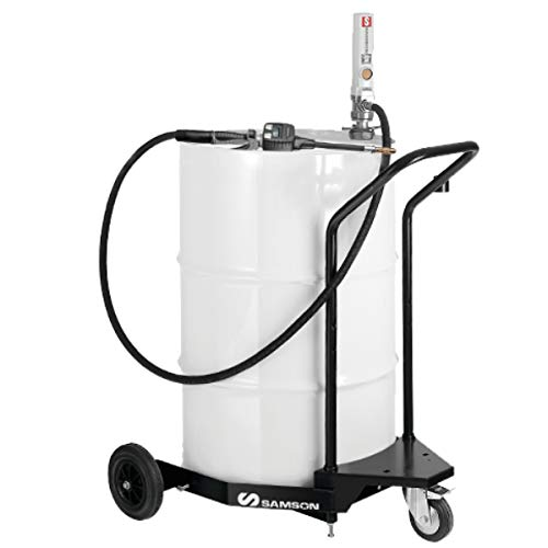 SAMSON 209C Pumpmaster 2 3:1 Pump for 55 gal Kit HD Cart