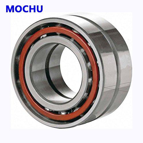 Ochoos 1pair Ochoos 7001 7001AC 7001AC-P5-DFA DF DT DB 12x28x8 Angular Contact Bearings Spindle Bearings CNC ABEC-5 - (Color: 7001AC-P5-DFA)