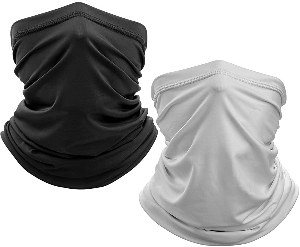 Neck Gaiter Cover Balaclava Protective Face Scarf Mask for Sun Cycling