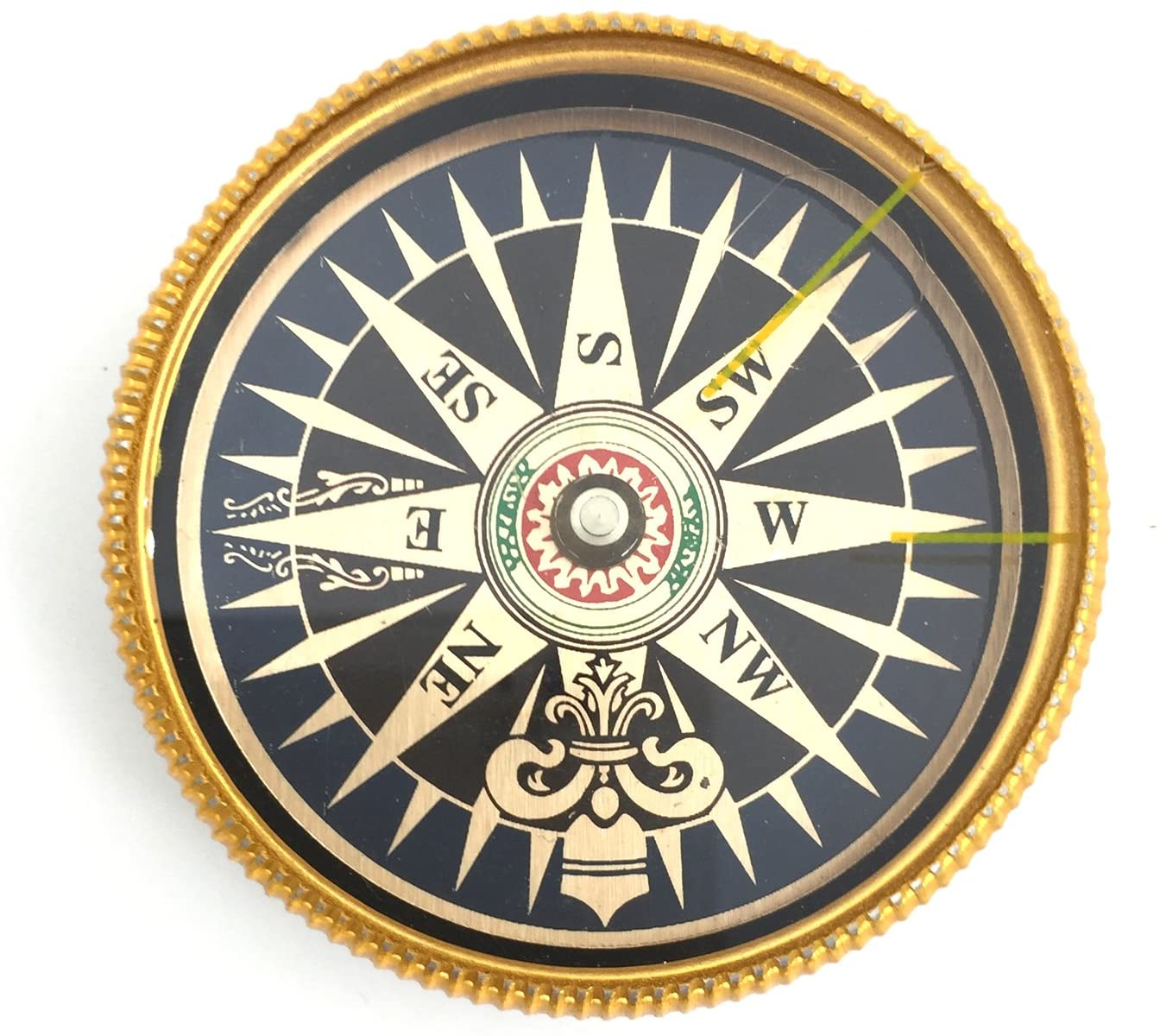 PANOVOS Antique Military Magnetic Compass Tools