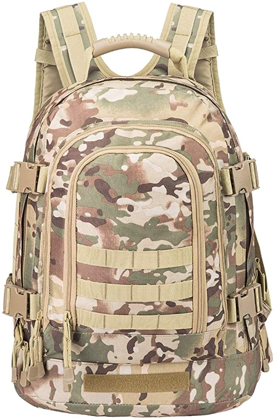 Scorpion Tactics Expandable Outdoor Large Backpack Tactical Backpack Army Assault Rucksack Pack Bug Out Bag OCP ST-LAB202005