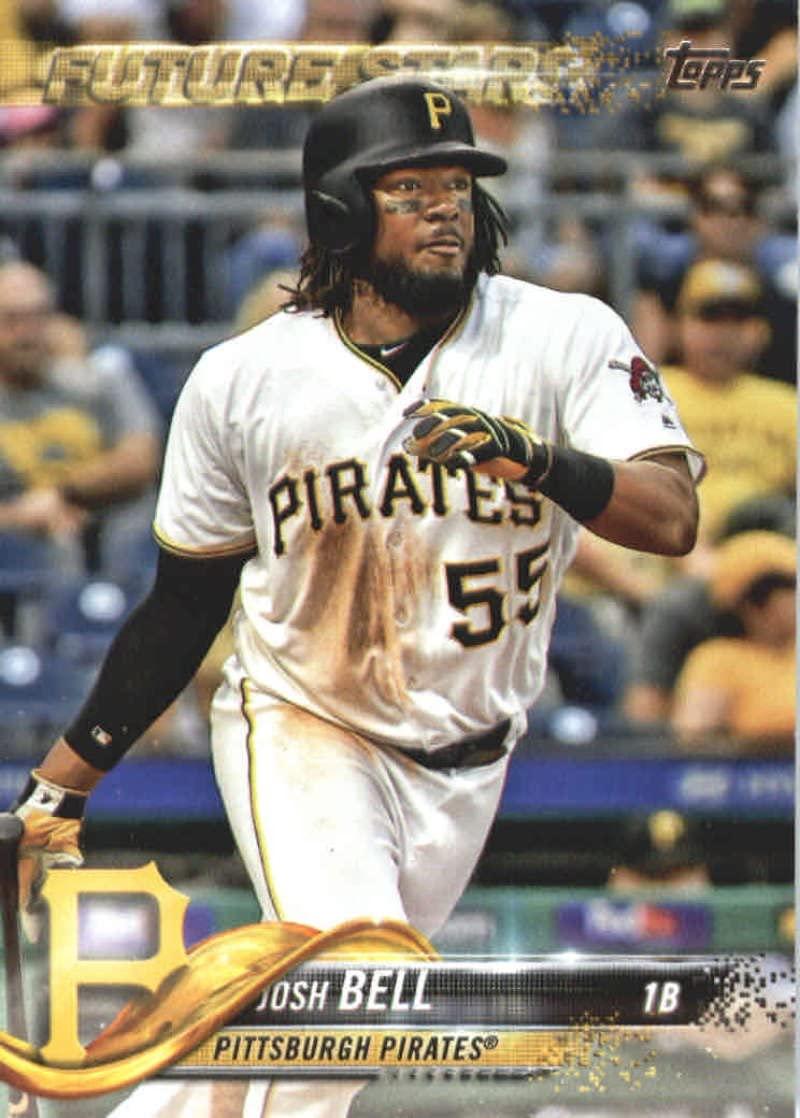 2018 Topps Series 2#611 Josh Bell Pittsburgh Pirates Baseball Card - GOTBASEBALLCARDS