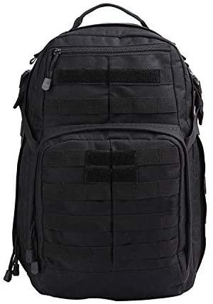 Condition 1 REBEL Medium 30L 3 Day Tactical Back Pack, Black