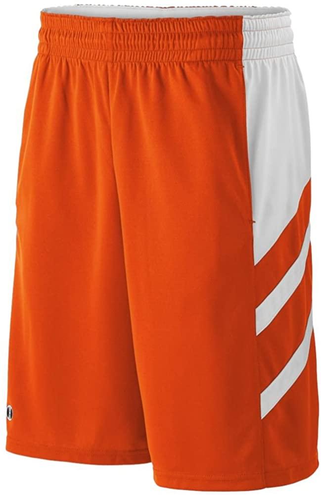 Youth Small Orange/White Training Shorts