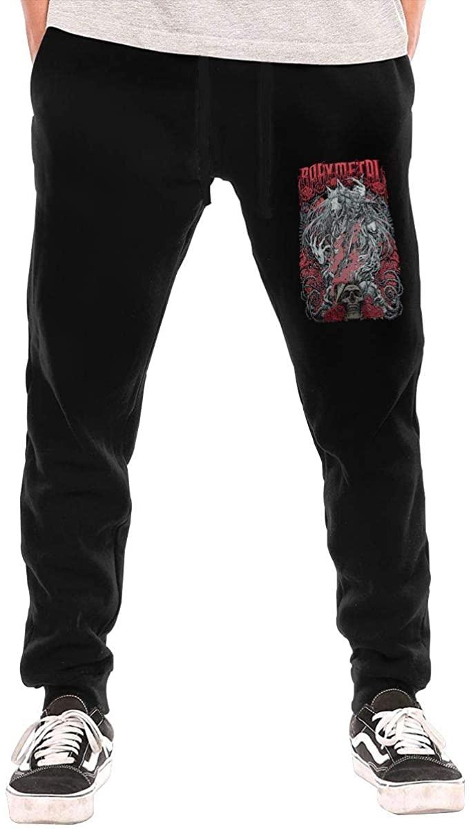 Frieda J O Babymetal Men Long Pants Casual Sweatpants Workout Sports Jogger Trousers