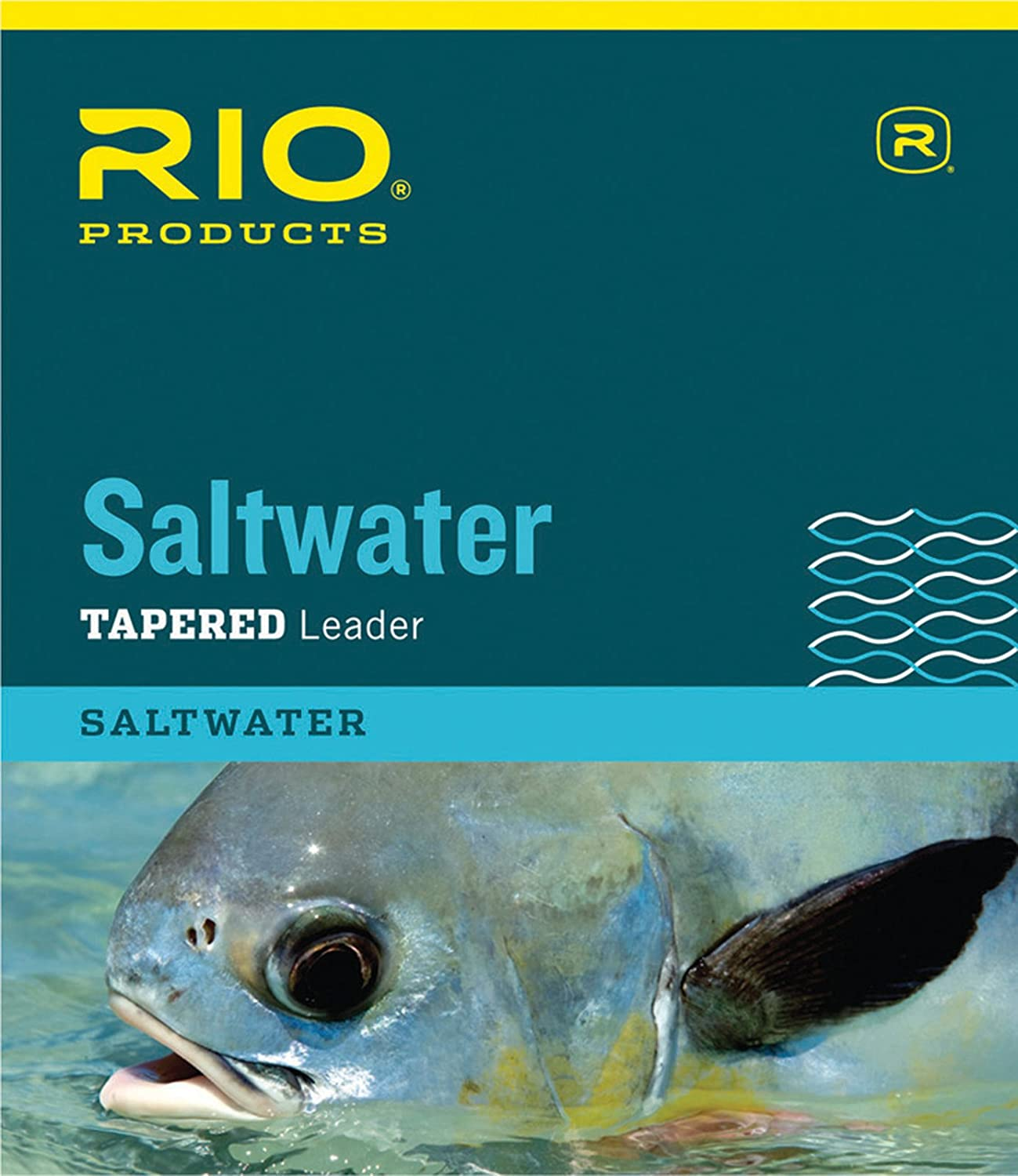 RIO Products Saltwater Tapered Leader 10 30Lb