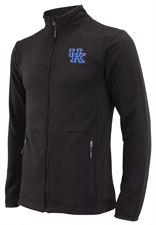 Outerstuff NCAA Men's Kentucky Wildcats Polar Fleece Full Zip Jacket