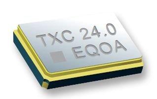 TXC 7B-27.120MEEQ-T XTAL, 27.120MHZ, 10PF, SMD, 5.0X3.2 (100 pieces)