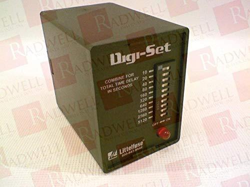 SSAC TDMH120AL TIME DELAY Relay, 120VAC, 8PIN