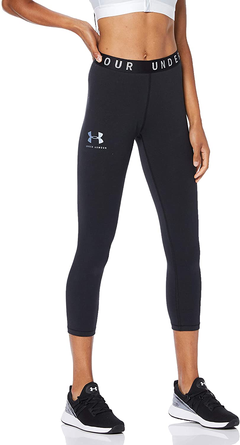 Under Armour Womens Favorite Crop Graphic