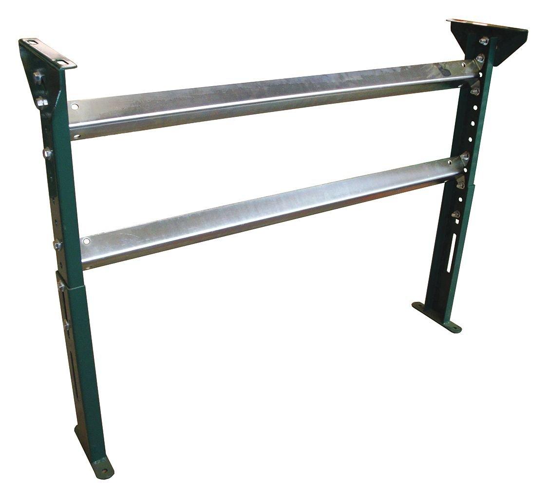 Ashland Conveyor - H15M94B36 - Conveyor H-Stand, 79to109In, 36BF