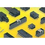 436500300, 0436500300 Conn Power HDR 3 POS 3mm Solder RA Thru-Hole 3 Terminal 1 Port Micro-Fit 3.0 Tray (100 Items)