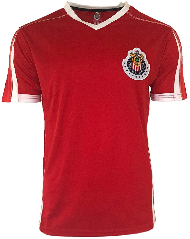 RhinoxGruop Chivas Soccer Training Jersey Performance FMF Customized Any Name Liga Mx