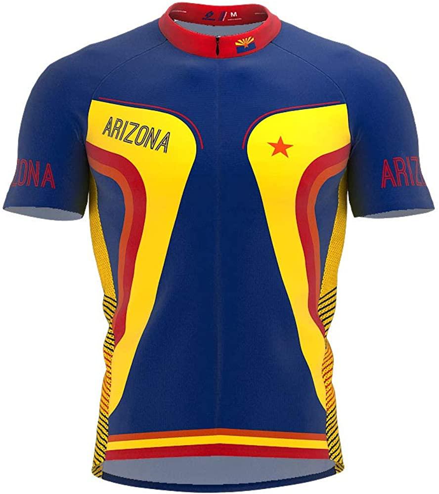 Arizona Bike Short Sleeve Cycling Jersey for Women