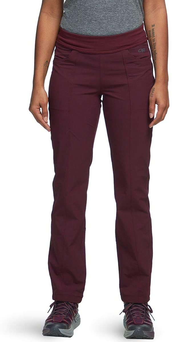 Outdoor Research Mystic Pant - Women's Cacao, XS/Reg