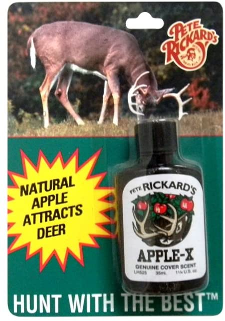 Pete Rickard Apple-X - 1 1/4 oz. Bottle
