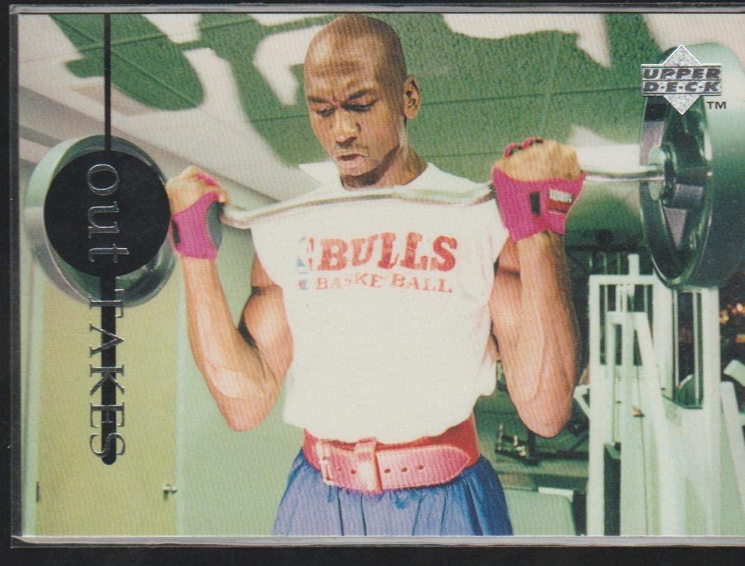 1997 Upper Deck Michael Jordan Bulls